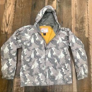 Burton Snowboard Ski Coat jacket boys 18-20